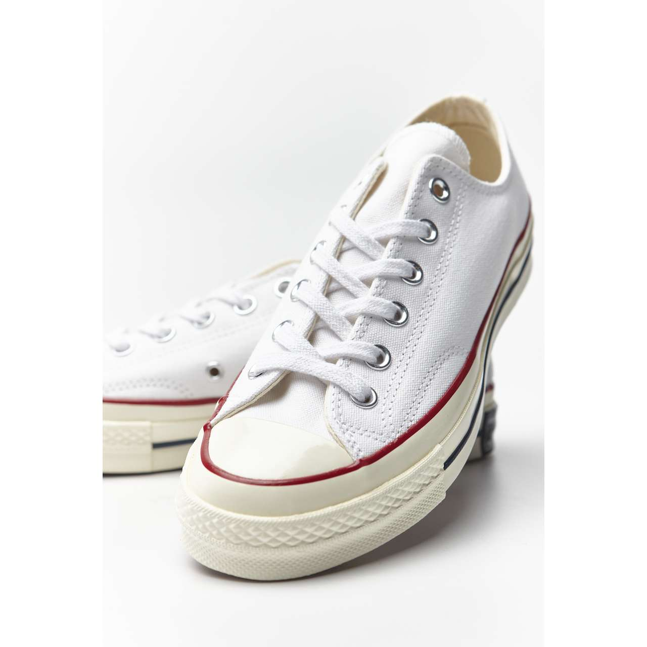Trampki Converse  <br/><small>CHUCK TAYLOR ALL STAR 70 C162065 WHITE/RED/BLACK/WHITE </small>