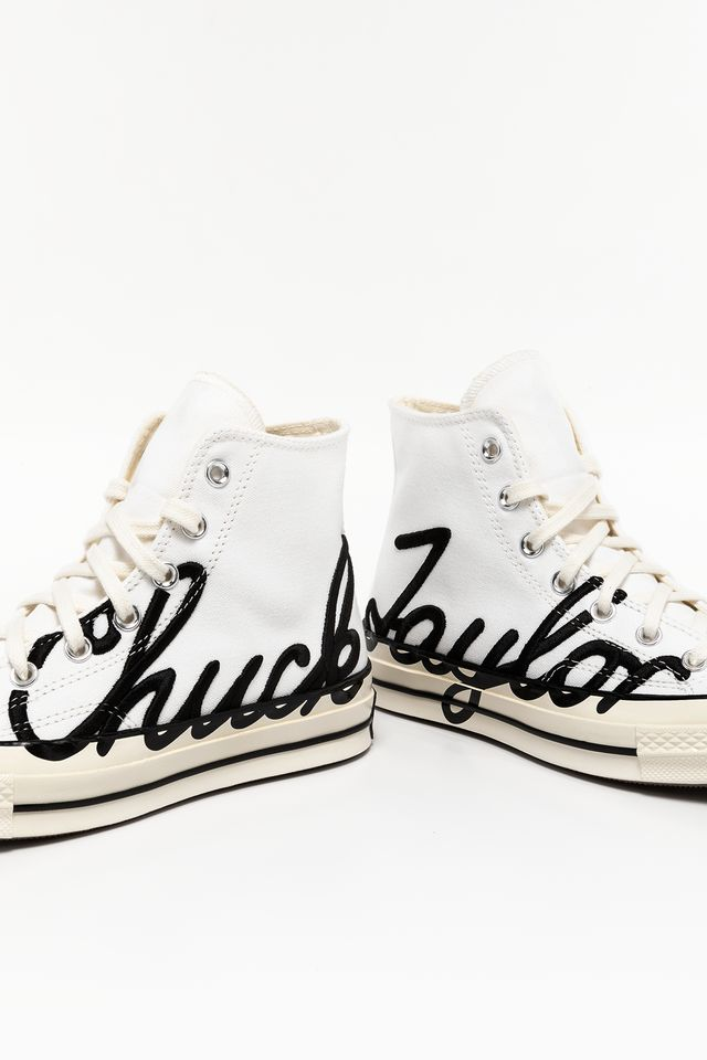 Optical White CHUCK 70 SIGNATURE 696