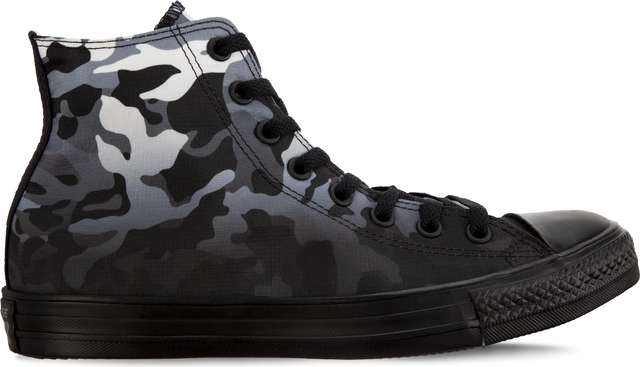 Converse CHUCK TAYLOR ALL STAR HI C163240 WHITE/BLACK/BLACK