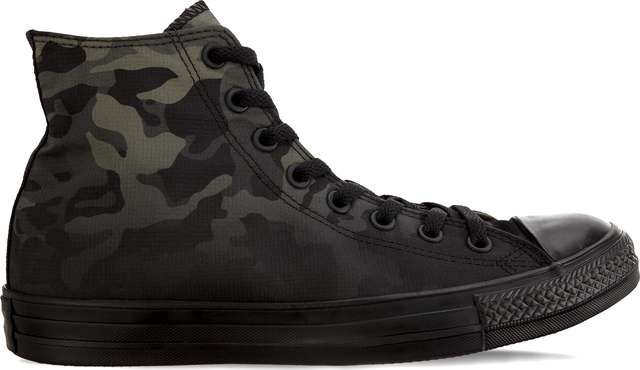 Converse CHUCK TAYLOR ALL STAR HI C163241 FIELD SURPLUS/BLACK