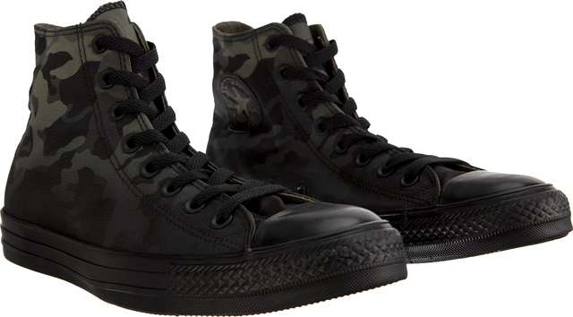Trampki Converse  <br/><small>CHUCK TAYLOR ALL STAR HI C163241 FIELD SURPLUS/BLACK </small>