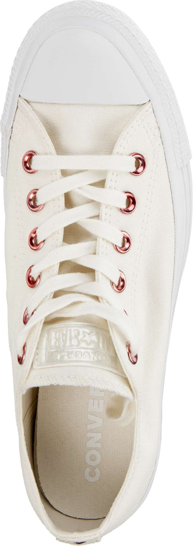 Trampki Converse  <br/><small>CHUCK TAYLOR ALL STAR OX C163283 EGRET/RHUBARB/WHITE </small>