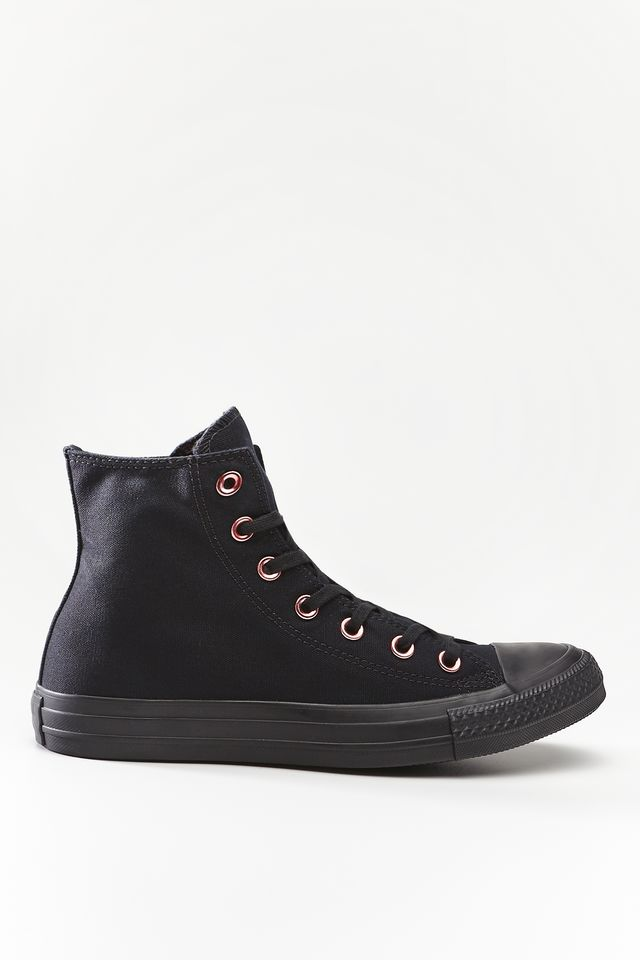 Converse CHUCK TAYLOR ALL STAR C163286 BLACK/RHUBARB/BLACK