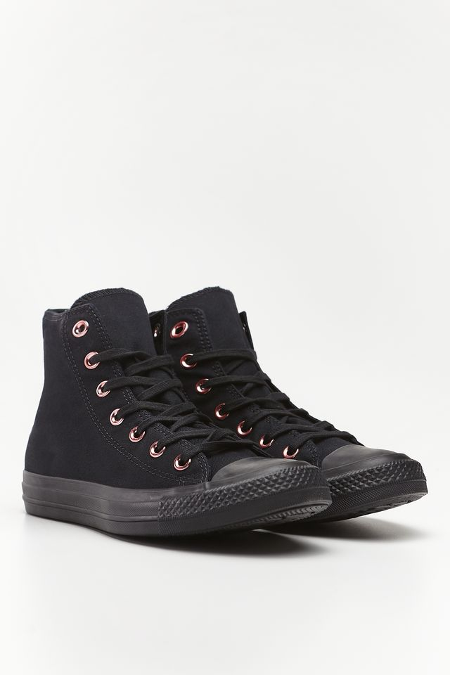 Trampki Converse  <br/><small>CHUCK TAYLOR ALL STAR C163286 BLACK/RHUBARB/BLACK </small>