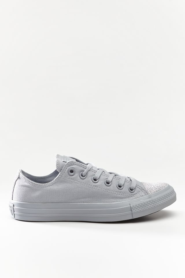 Trampki Converse  <br/><small>CHUCK TAYLOR ALL STAR C563467 WOLF GREY/WOLF GREY/SILVER </small>