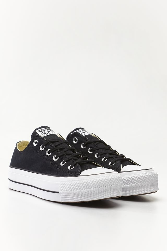 Converse CHUCK TAYLOR ALL STAR LIFT 250 BLACK/WHITE/WHITE C560250