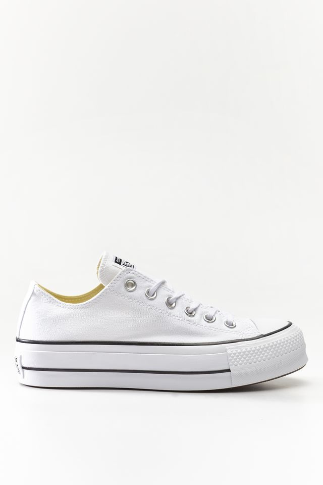 WHITE/BLACK/WHITE CHUCK TAYLOR ALL STAR LIFT 251