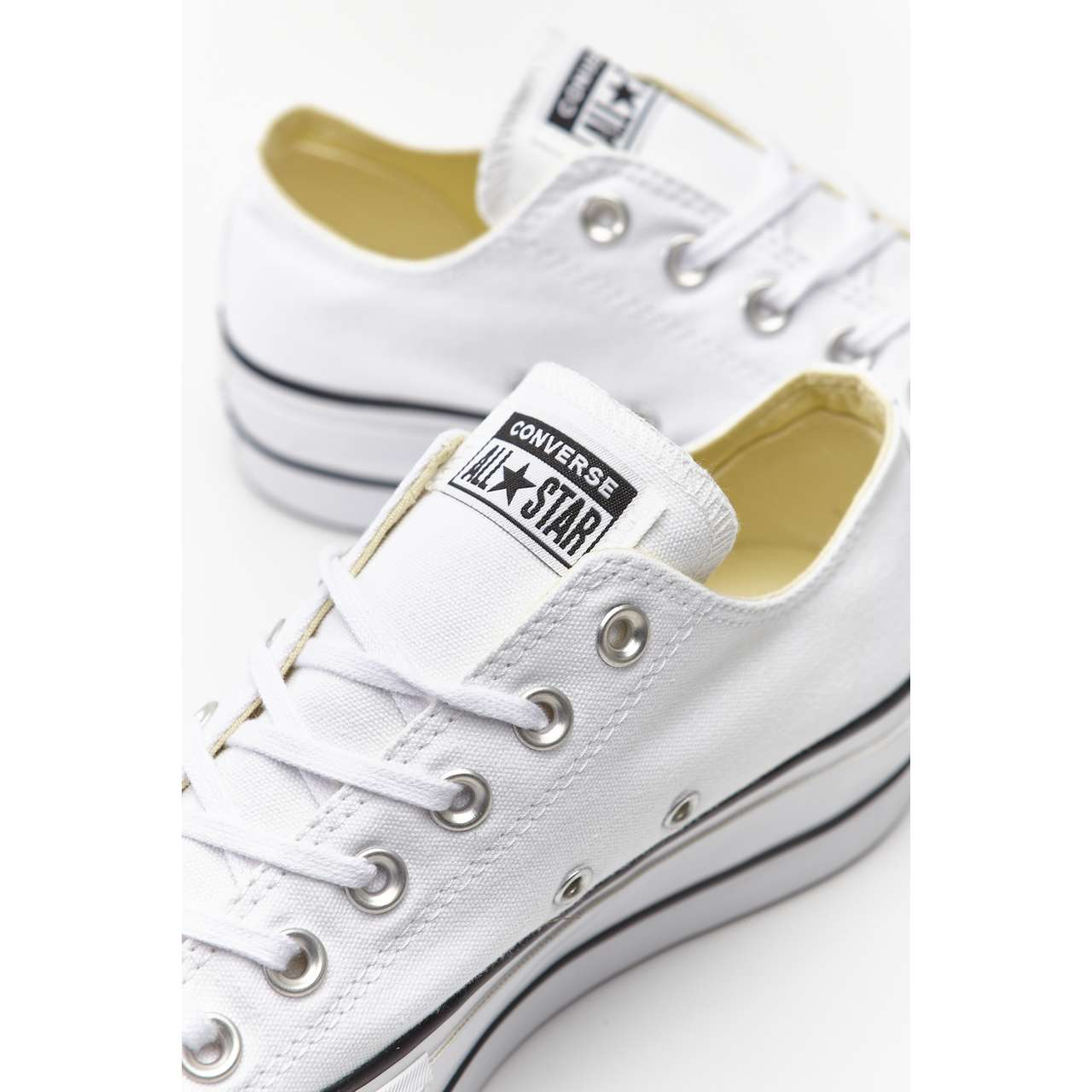 Trampki Converse  <br/><small>CHUCK TAYLOR ALL STAR LIFT 251 WHITE/BLACK/WHITE </small>  C560251