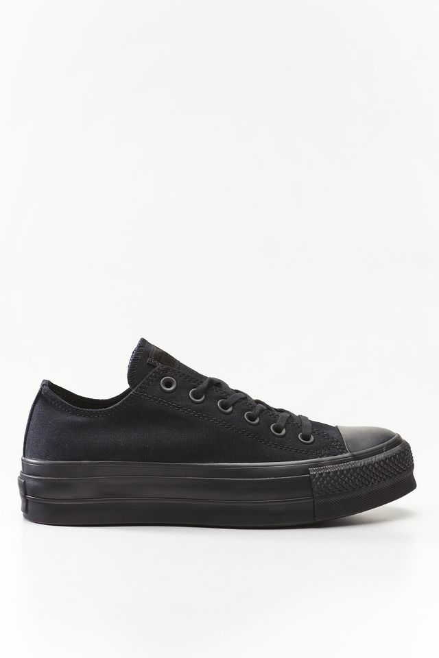 Converse CHUCK TAYLOR ALL STAR LIFT 926 BLACK/BLACK/BLACK C562926