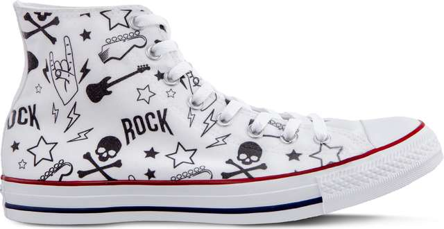 Converse M7650 PRINT ROCK YOU RYM7650RY