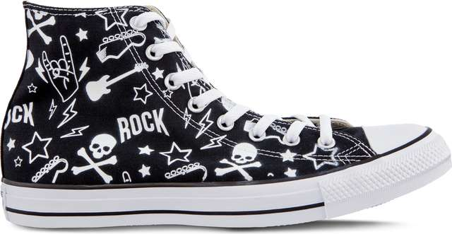 Converse M9160 PRINT ROCK YOU RYM9160RY
