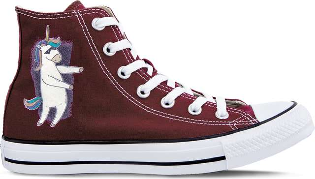 Converse M9613 PRINT HAPPY UNICORN HUM9613HU