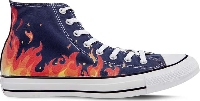 Converse M9622 PRINT RING OF FIRE ROFM9622ROF