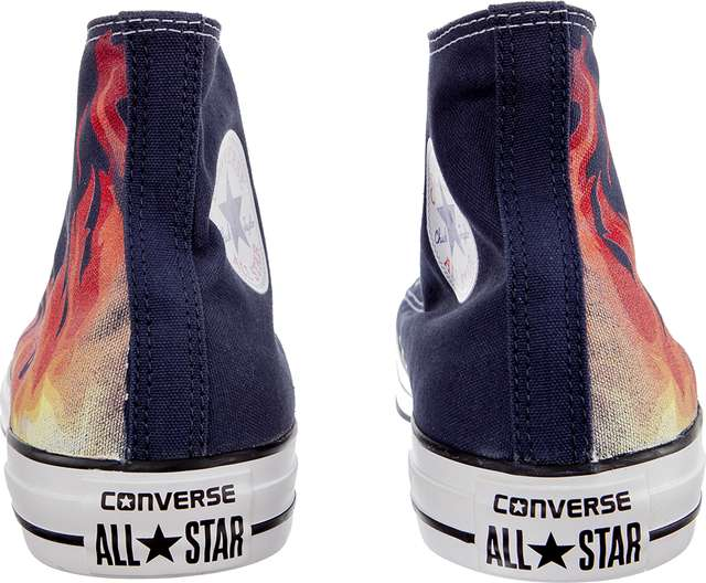 Trampki Converse  <br/><small>M9622 PRINT RING OF FIRE </small>  ROFM9622ROF