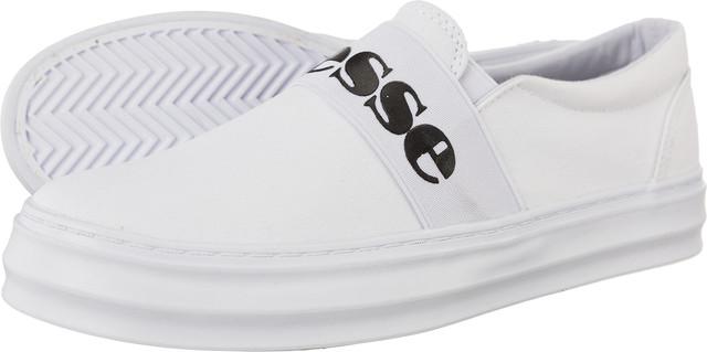 Ellesse PANFORTE SLIP ON WHITE BLACK 250 SFW00250
