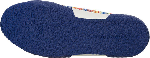 Trampki Superga  <br/><small>2750 Slipon Fabric Fan A43 </small>  S00BQ90-A43