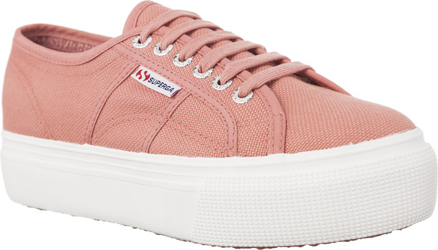Superga 2790 ACOTW LINEA UP AND DOWN C06 DUSTY ROSE S0001L0-C06