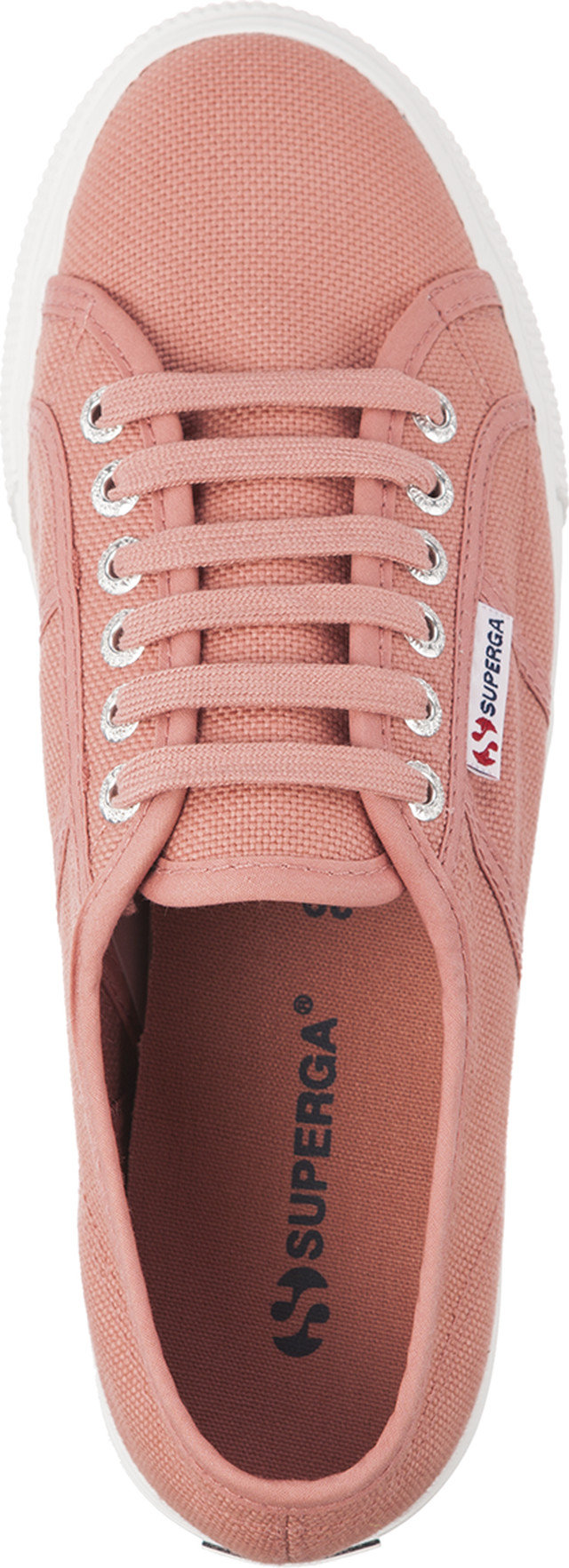 Trampki Superga  <br/><small>2790 ACOTW LINEA UP AND DOWN C06 DUSTY ROSE </small>  S0001L0-C06