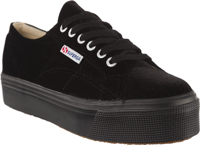 Trampki Superga  <br/><small>2790 Velvetw 999 </small>  S0080Y0-999