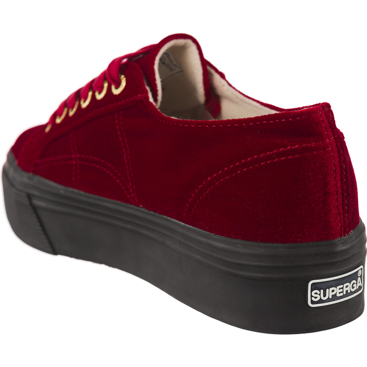 Trampki Superga  <br/><small>2790 Velvetw A77 </small>  S0080Y0-A77
