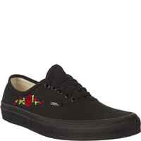 Trampki Vans Authentic Black Rose