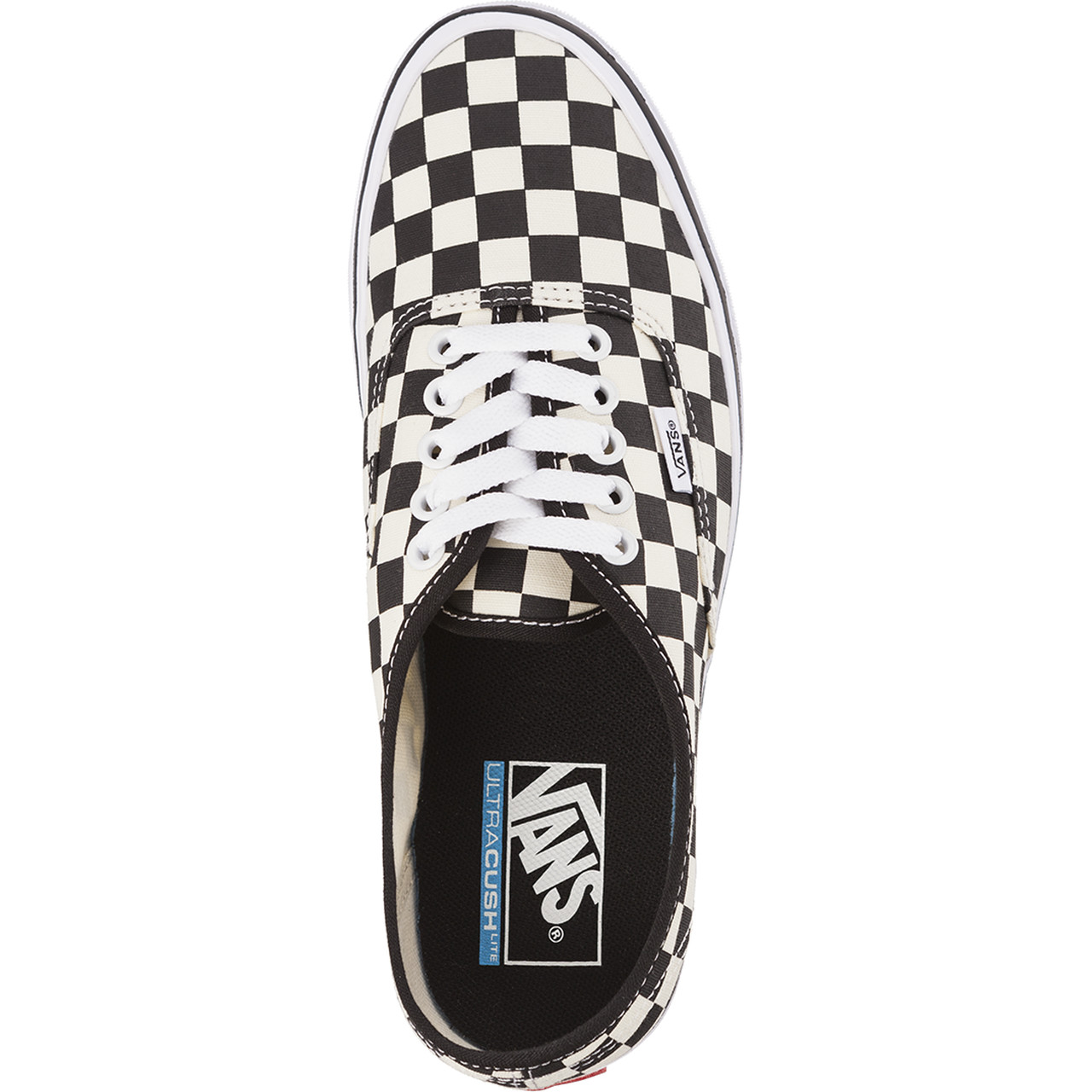 Trampki Vans  <br/><small>AUTHENTIC LITE 5GX CHECKERBOARD BLACK/WHITE </small>  VN0A2Z5J5GX1
