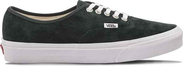 Vans AUTHENTIC PIG SUEDE U5J DARKEST SPRUCE VN0A38EMU5J1