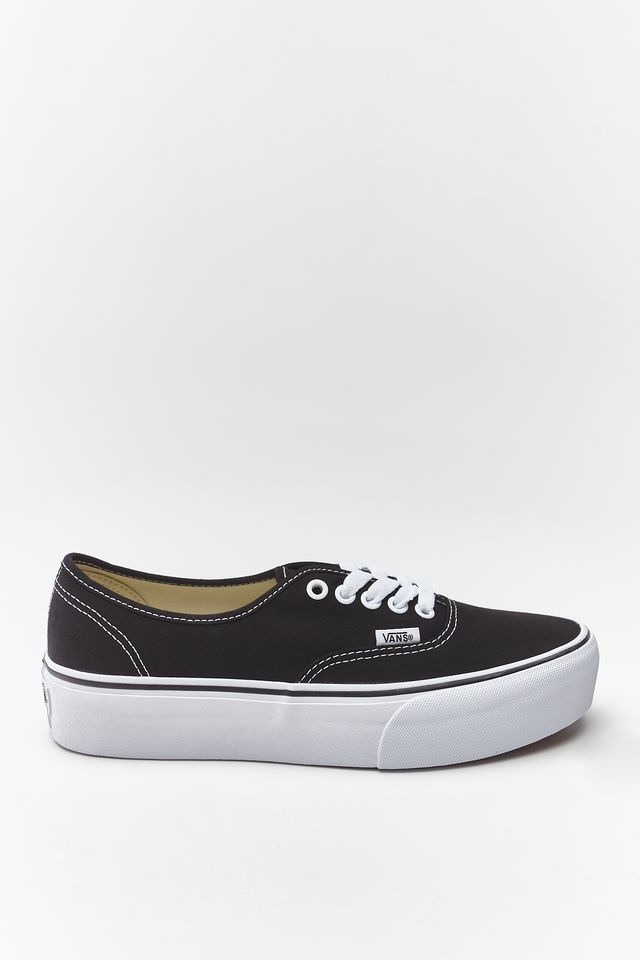 BLACK AUTHENTIC PLATFORM BLK