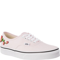 Vans AUTHENTIC Q1C FLOWER PINK FP38EMQ1CFP