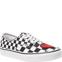 Vans Authentic Q9B RED HEART RH38EMQ9B