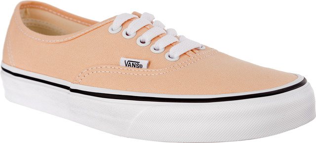 Vans AUTHENTIC U5Y BLEACHED APRICOT/TRUE WHITE VN0A38EMU5Y1