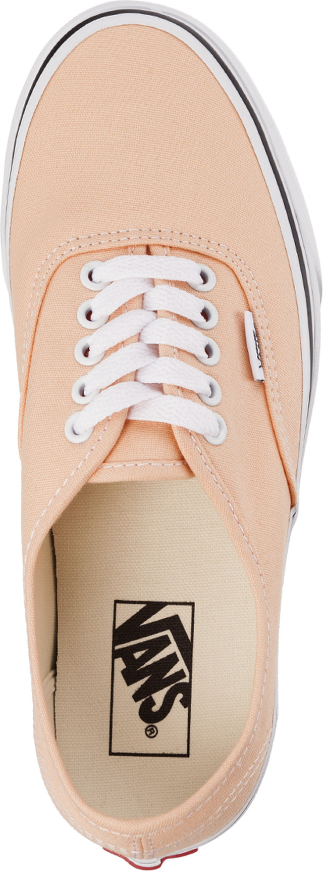 Trampki Vans  <br/><small>AUTHENTIC U5Y BLEACHED APRICOT/TRUE WHITE </small>  VN0A38EMU5Y1