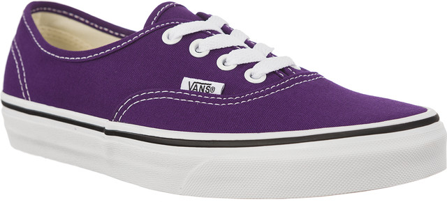Vans AUTHENTIC QA1 PETUNIA/TRUE WHITE VN0A38EMQA11