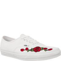 Trampki Vans Authentic W00 Red Flower