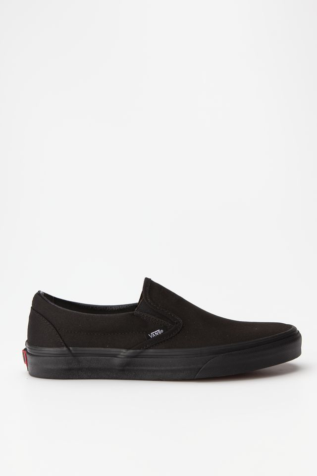 Black Classic Slip-on BKA