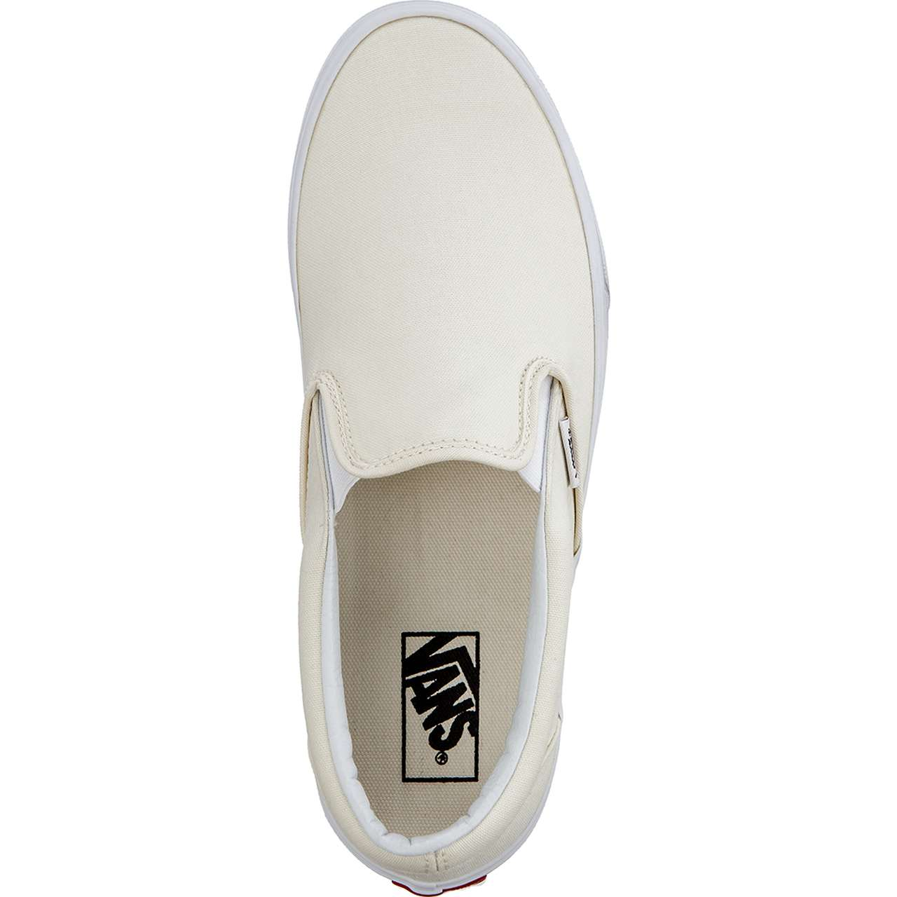 Trampki Vans  <br/><small>Classic Slip-on WHT </small>  VN000EYEWHT1