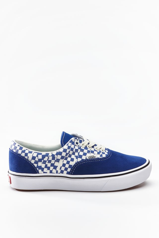Vans COMFYCUSH ERA VA0 TEAR CHECKERBOARD/TRUE BLUE/TRUE WHITE VN0A3WM9VA01
