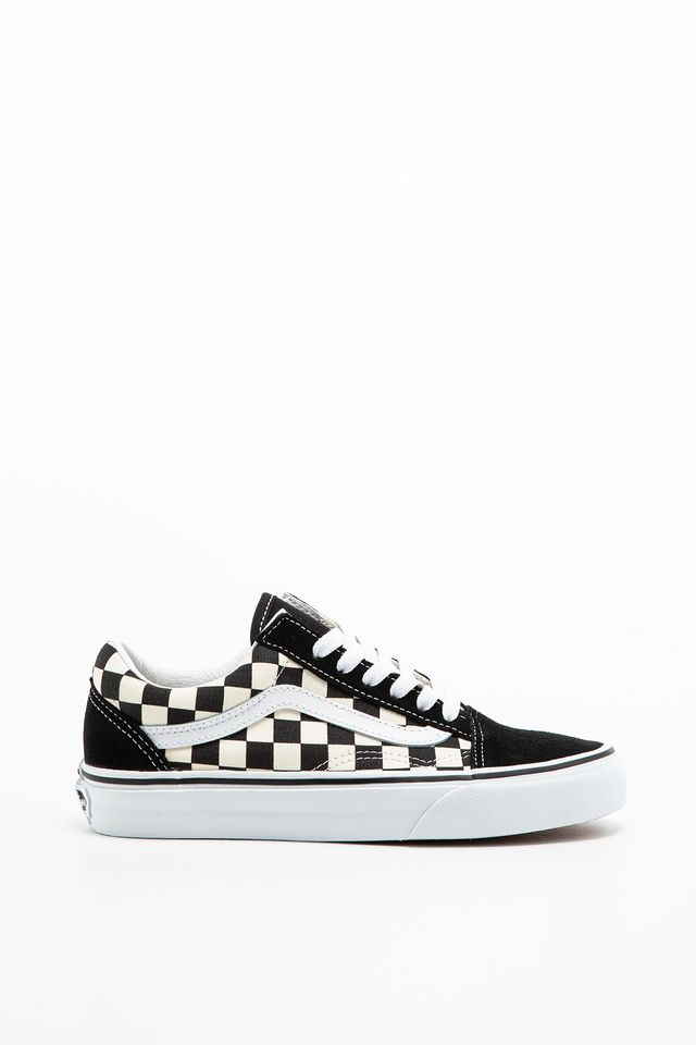 BLACK/WHITE TRAMPKI OLD SKOOL P0S