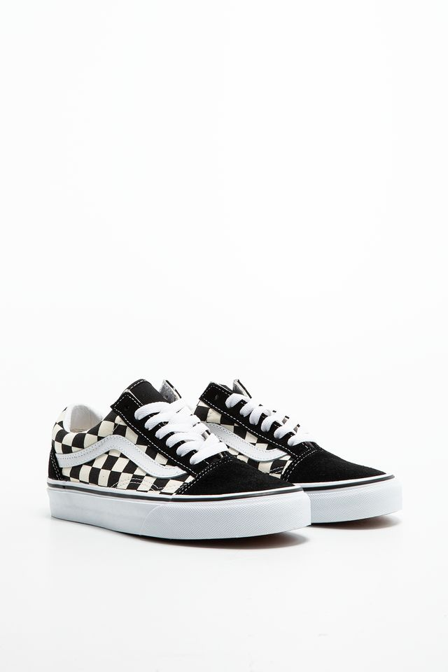 Trampki Vans  <br/><small>OLD SKOOL P0S BLACK/WHITE </small>  VN0A38G1P0S1