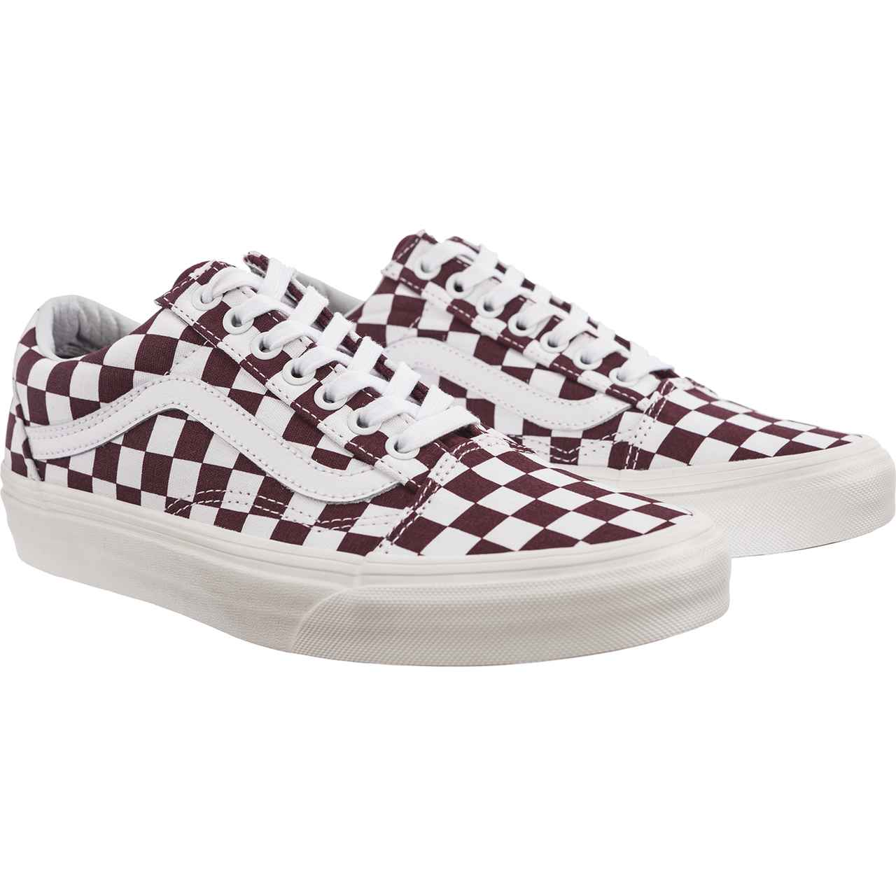 Trampki Vans  <br/><small>OLD SKOOL U54 CHECKERBOARD PORT ROYALE </small>  VN0A38G1U54