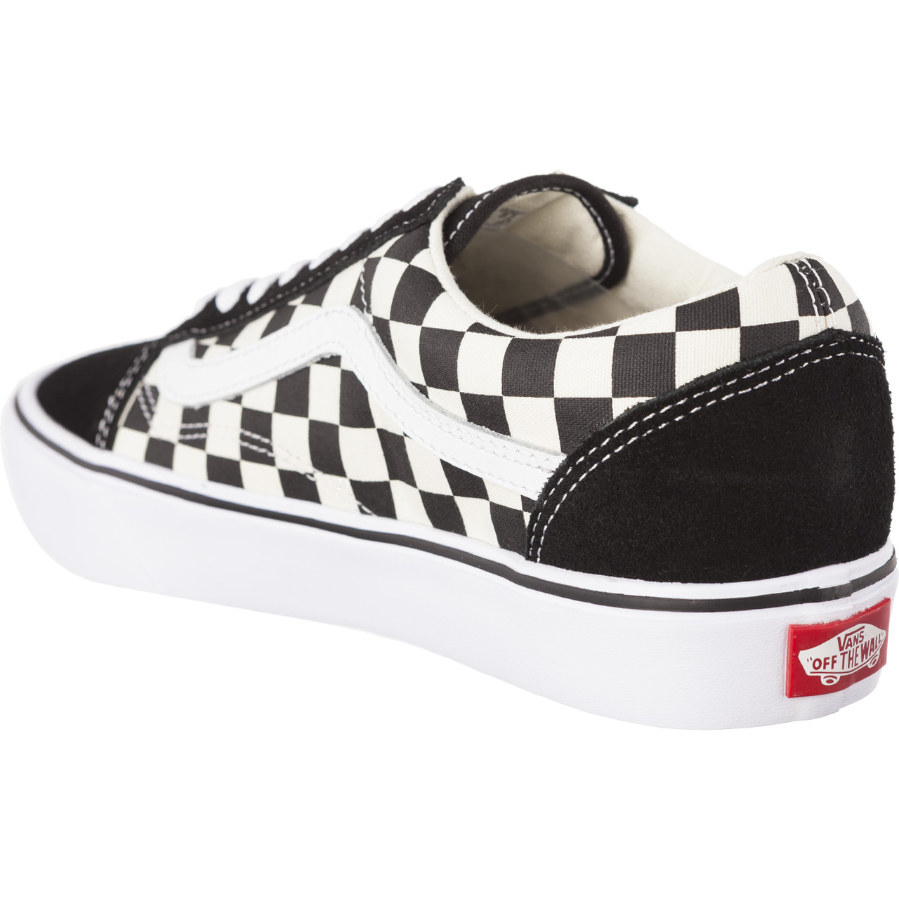 Trampki Vans  <br/><small>OLD SKOOL LITE 5GX CHECKERBOARD BLACK/WHITE </small>  VN0A2Z5W5GX