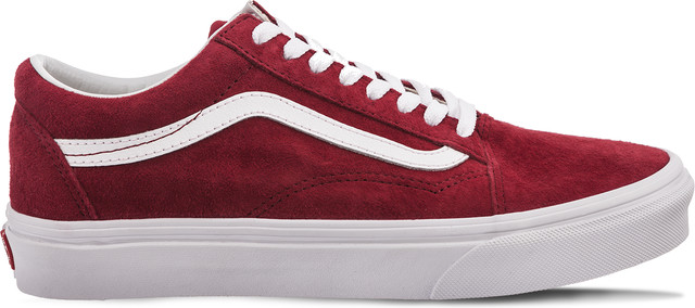 Trampki Vans  <br/><small>OLD SKOOL PIG SUEDE U5M SCOOTER/TRUE WHITE </small>  VN0A38G1U5M1