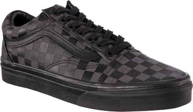 Vans OLD SKOOL U5B HIGH DENSITY BLACK/CHECKERBOARD VN0A38G1U5B1