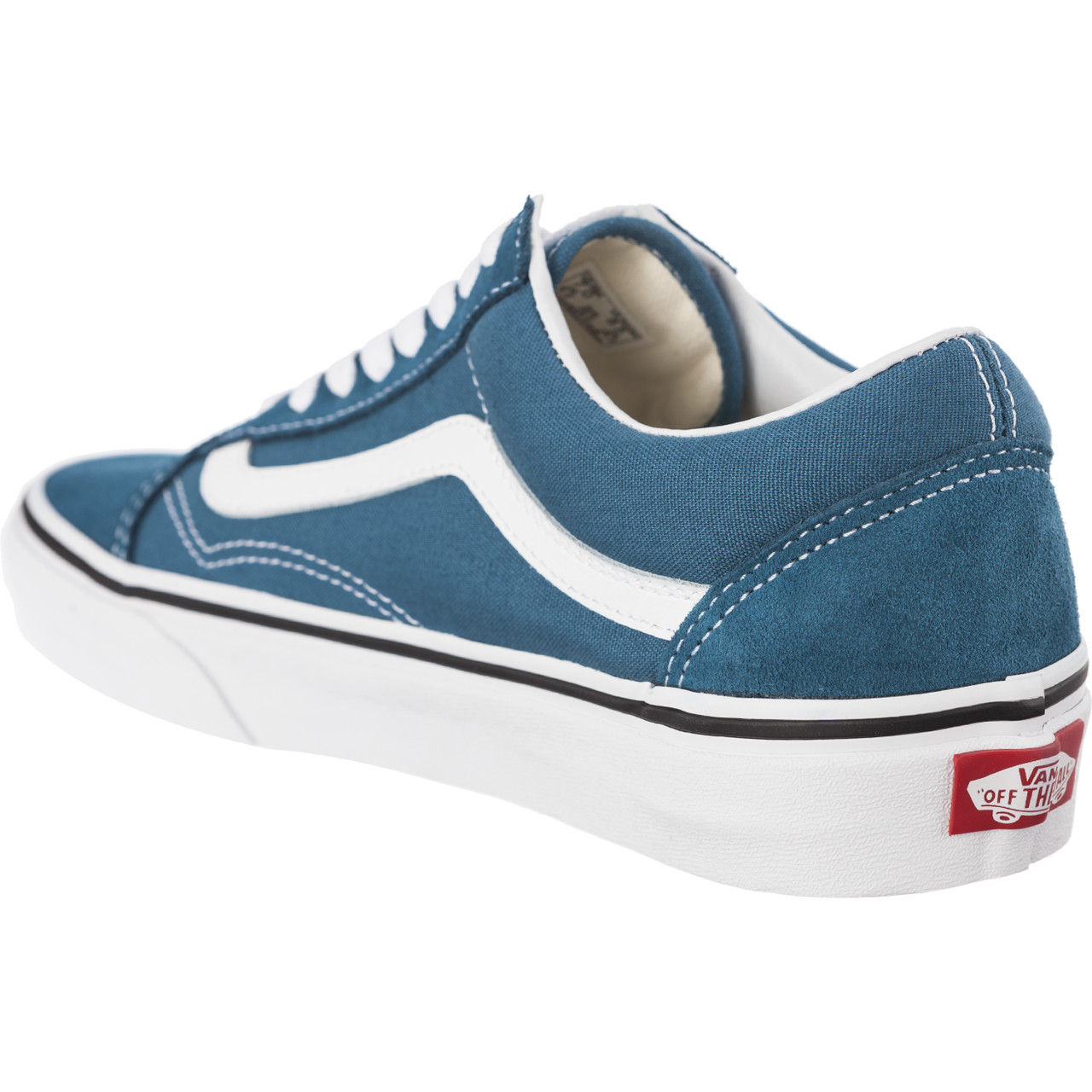 Trampki Vans  <br/><small>OLD SKOOL U60 CORSAIR/TRUE WHITE </small>  VN0A38G1U601