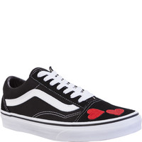 Vans OLD SKOOL Y28 2 RED HEART 2RHD3HY282RH