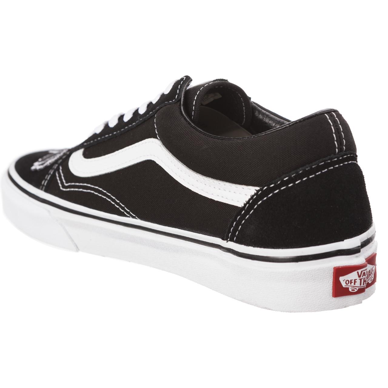 vans old skool y28 black
