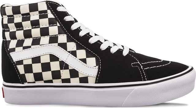 Vans SK8-HI LITE 5GX CHECKERBOARD BLACK/WHITE VN0A2Z5Y5GX1