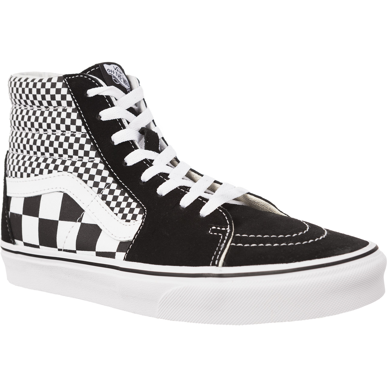 vans checkerboard trampki