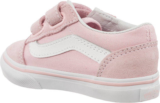 Trampki Vans  <br/><small>TD OLD SKOOL V SUEDE/CANVAS Q7K CHALK PINK/TRUE WHITE </small>  VN0A344KQ7K1
