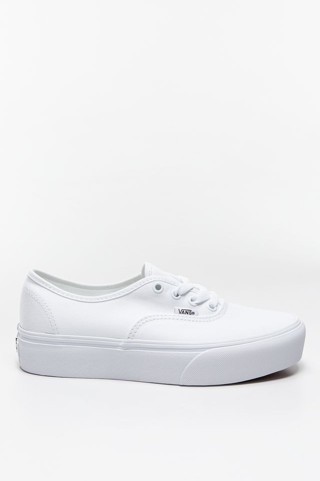 TRUE WHITE AUTHENTIC PLATFORM 2.0 W00